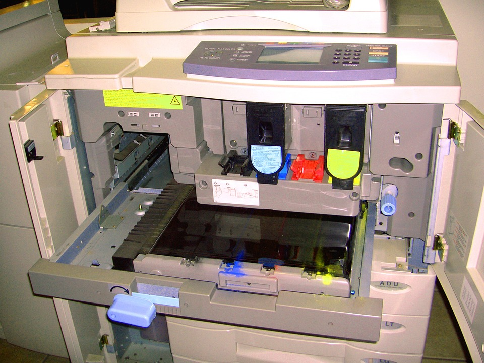 Photocopier repairs in London and Essex.